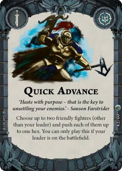 Quick-Advance