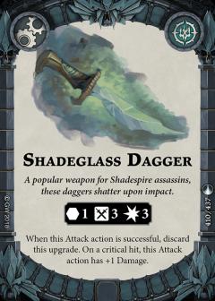 Shadeglass-Dagger