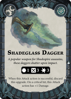 Shadeglass-Dagger