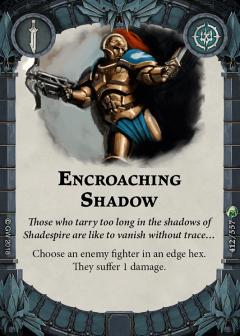 Encroaching Shadow