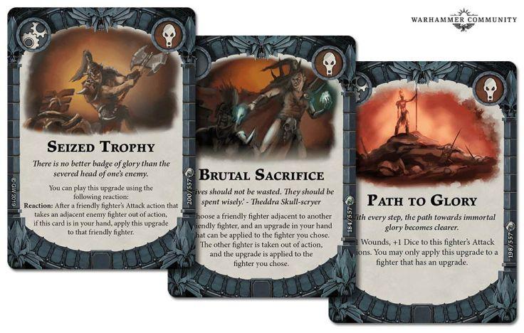 godsworn power cards
