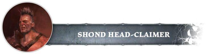 shond